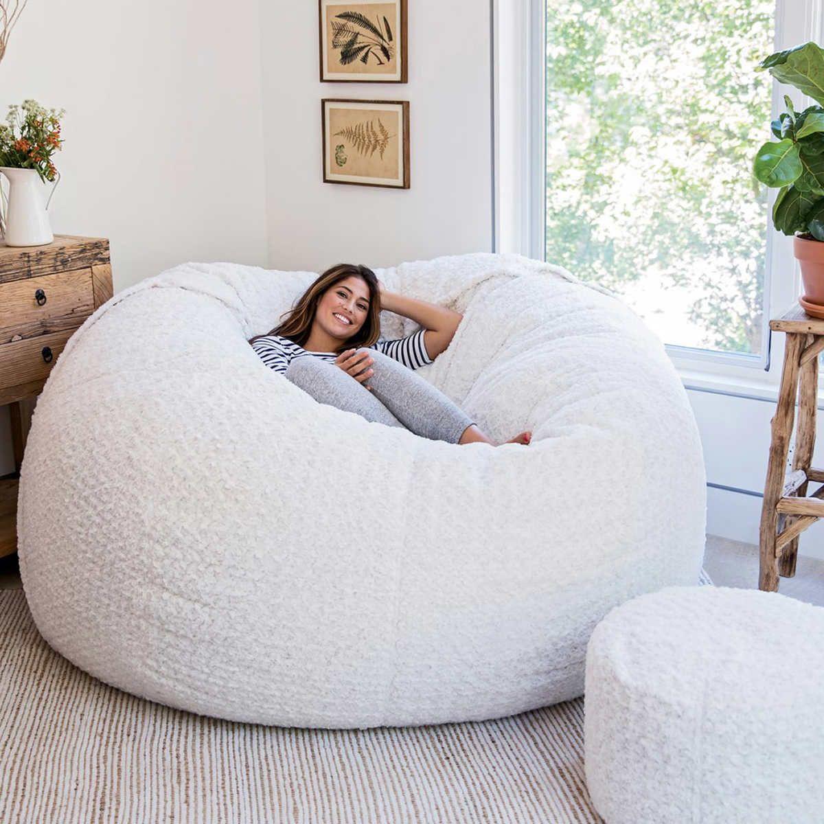 Lovesac Sac Bundle With Squattoman Lovesac Bean Bag Chair Comfortable Seating Luv sack bean bag chair