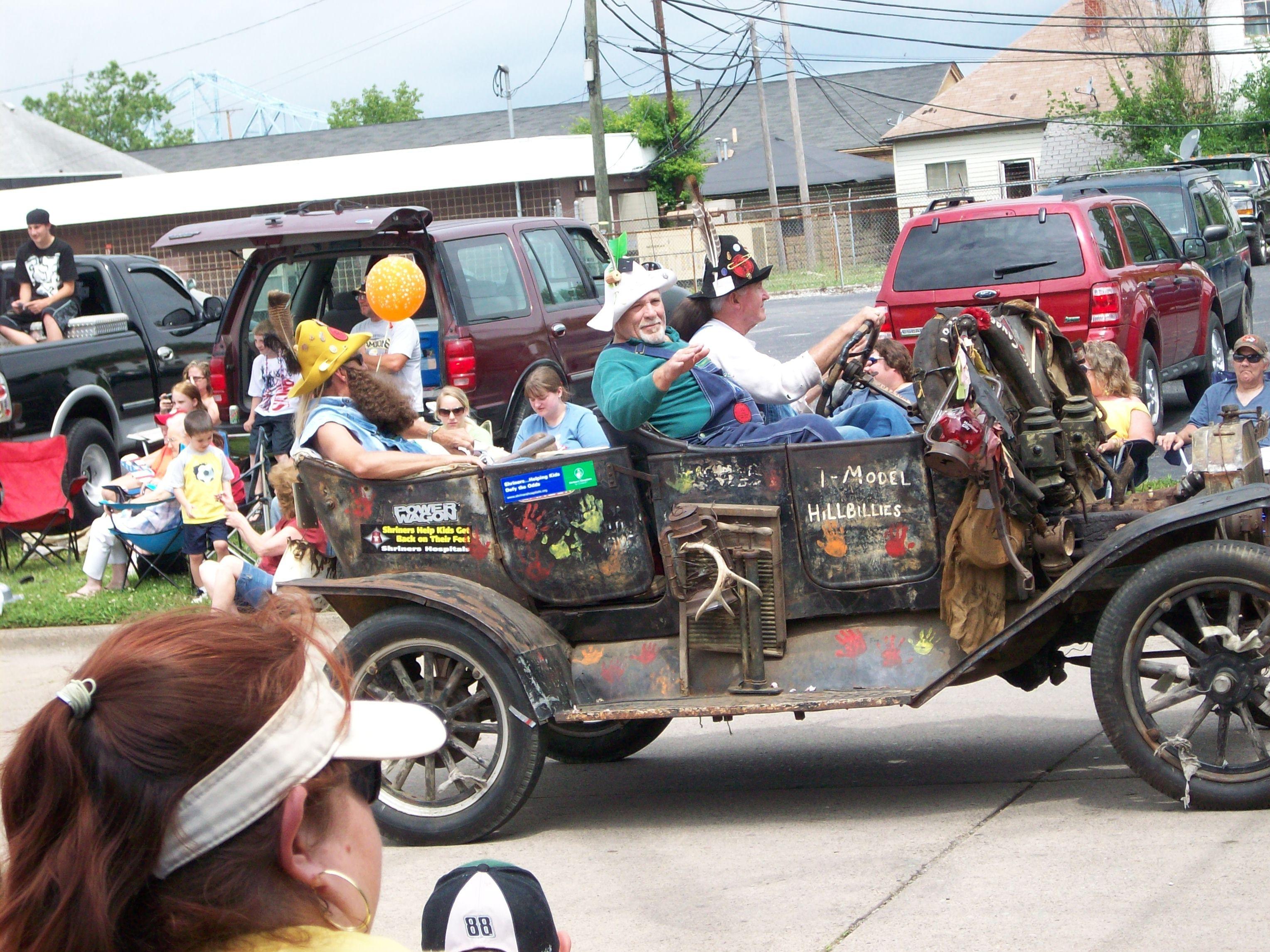 2010 Memorial Day Parade Ironton Ohio Ohio Memorial Day Hometown