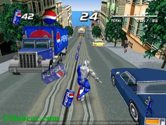 تحميل لعبة بيبسى مان للكمبيوتر من ميديا فاير برابط مباشر Pepsi Man Games News Games Pepsi Man