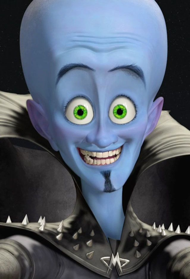 Megamind Animated Movies Characters Dreamworks Characters Fb Memes