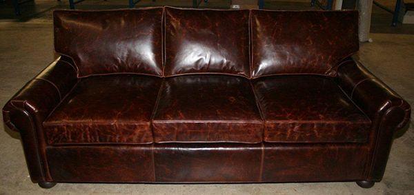 Restoration Hardware Leather Manufacturer Before It Was