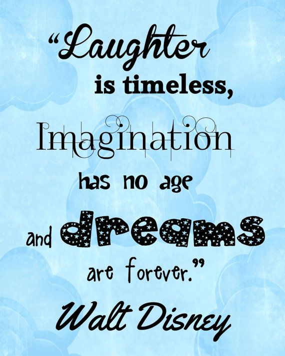 Walt Disney Quote 8x10 Printable Digital Download by ...