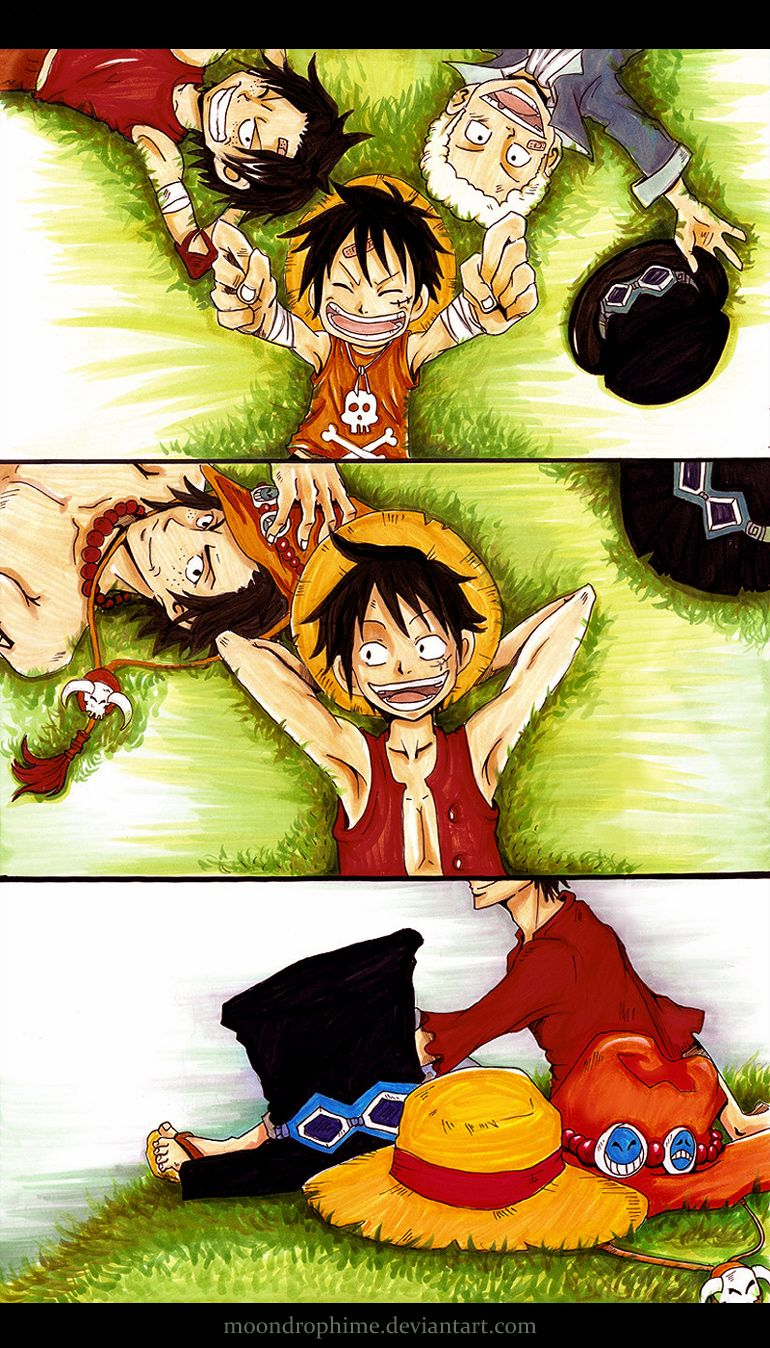 Luffy Sabo And Ace I Know This Picture Will Change Again When We