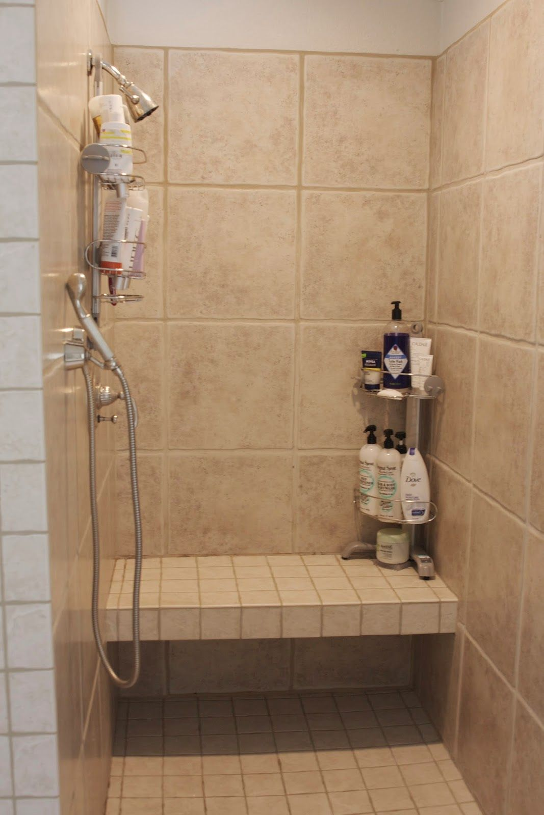 See How Samantha Created A Simply Organized Shower Using Our