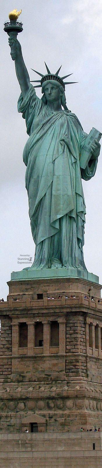 Statue of Liberty -  New York City