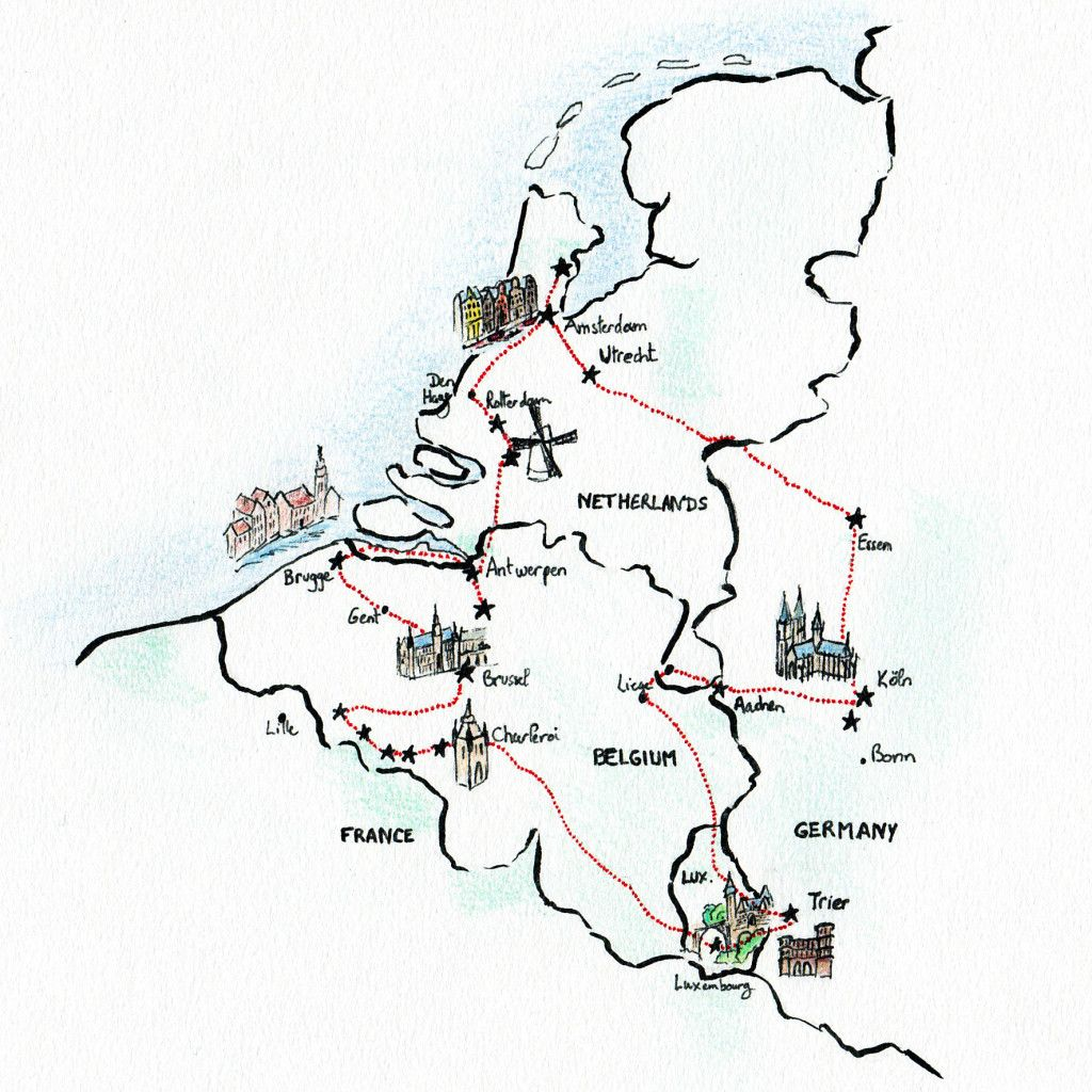 Road trips around the world road trip in benelux road trips road trips around the world road trip in benelux gumiabroncs Images