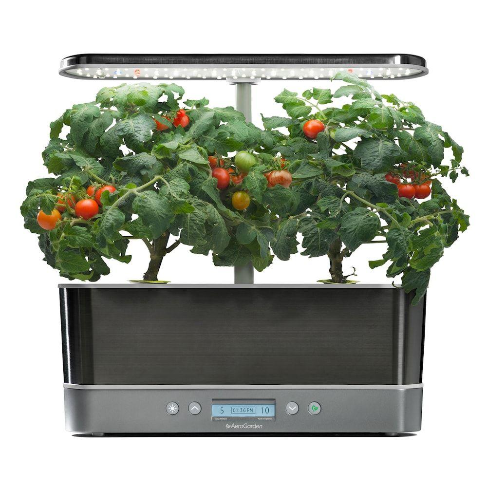 Aerogarden Harvest Elite Slim With Gourmet Herb Seed Pod 400 x 300