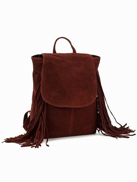 Brit Fringed Backpack