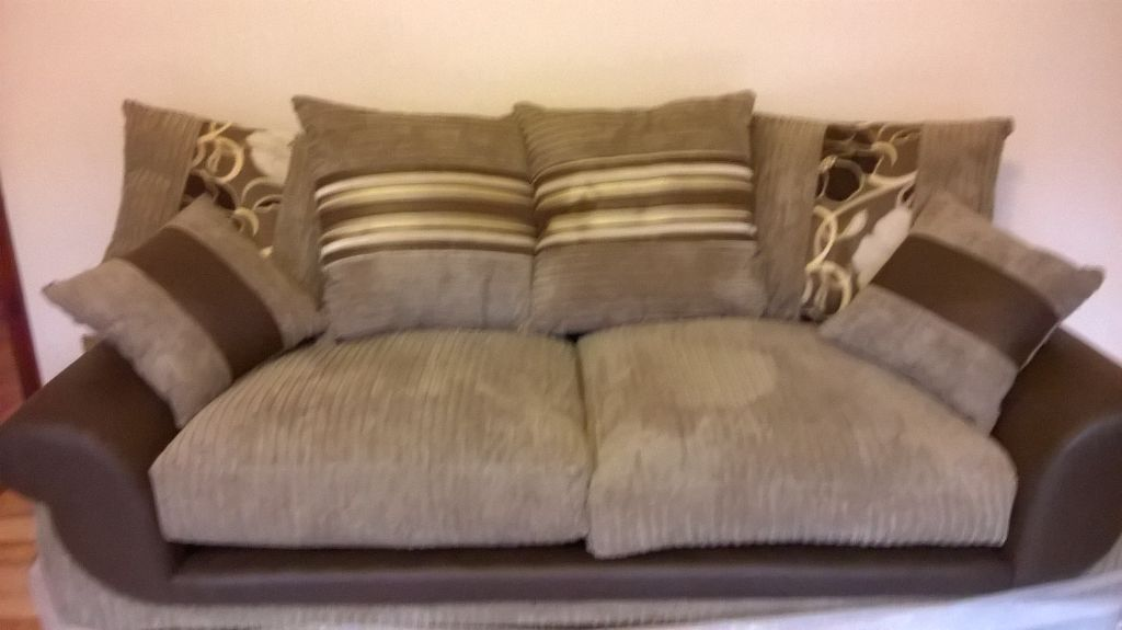 Lazy Boy Sofa Brand new still in packaging seater scatter back sofa living room ideas Pinterest Living room ideas Room ideas and