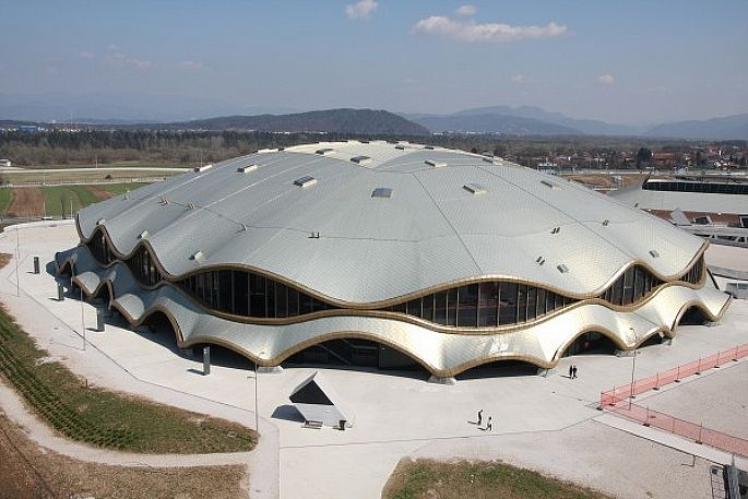 Arena Stozice Is Slovenia S Biggest Arena Rent Apartment In Ljubljana Right Next To Stadium Arena Stozice Ljubljana Stadium Arena