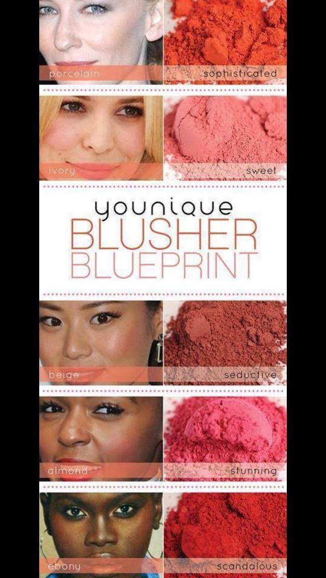 Mineral makeup is best!! Natural based Www.LovelyLashesBySara.com