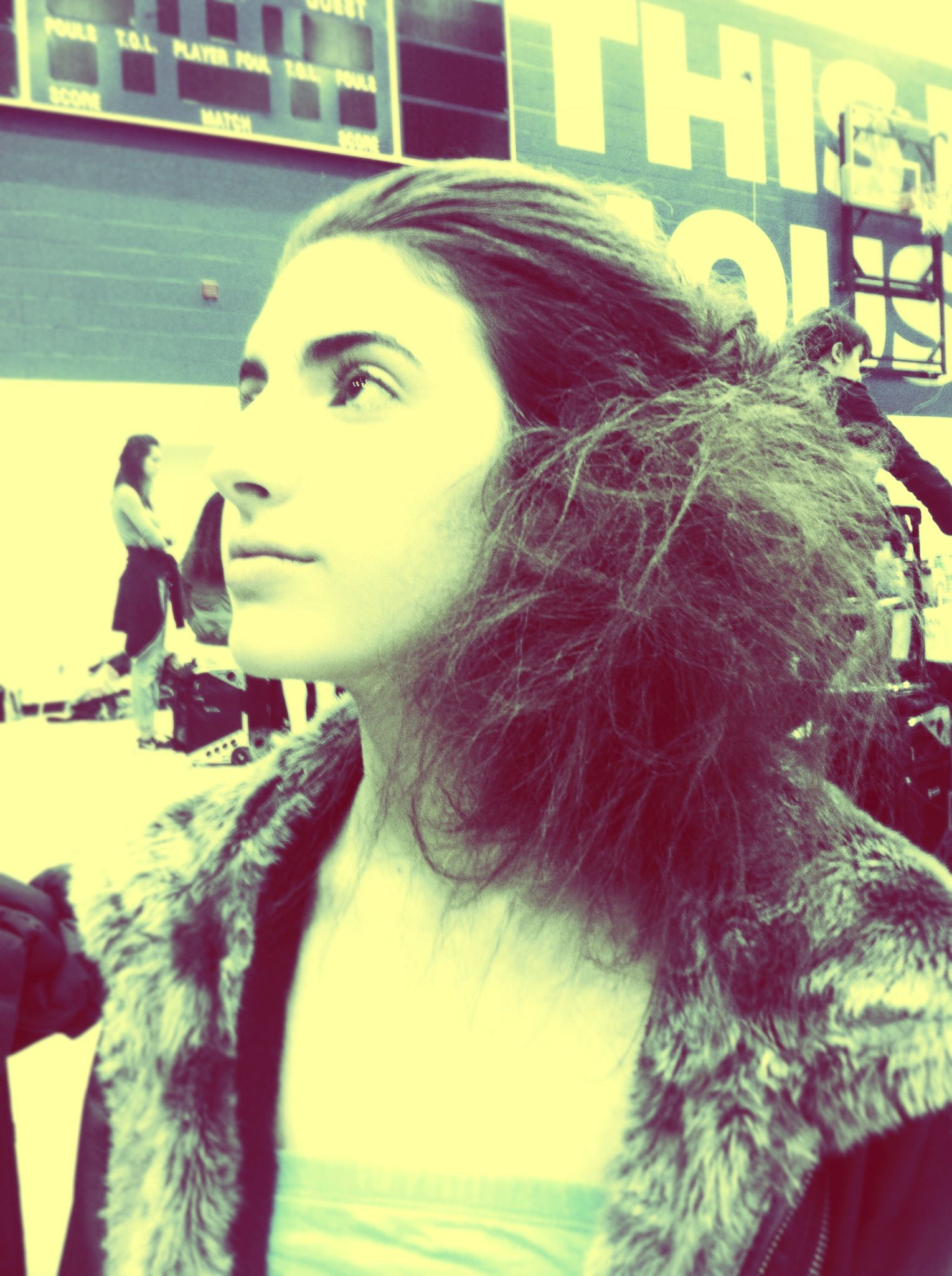 Mass Exodus 2014 Fashion Designer: Michelle Chung  Make up: Michelle Chung Hair: Elsie H  #kevinmurphy