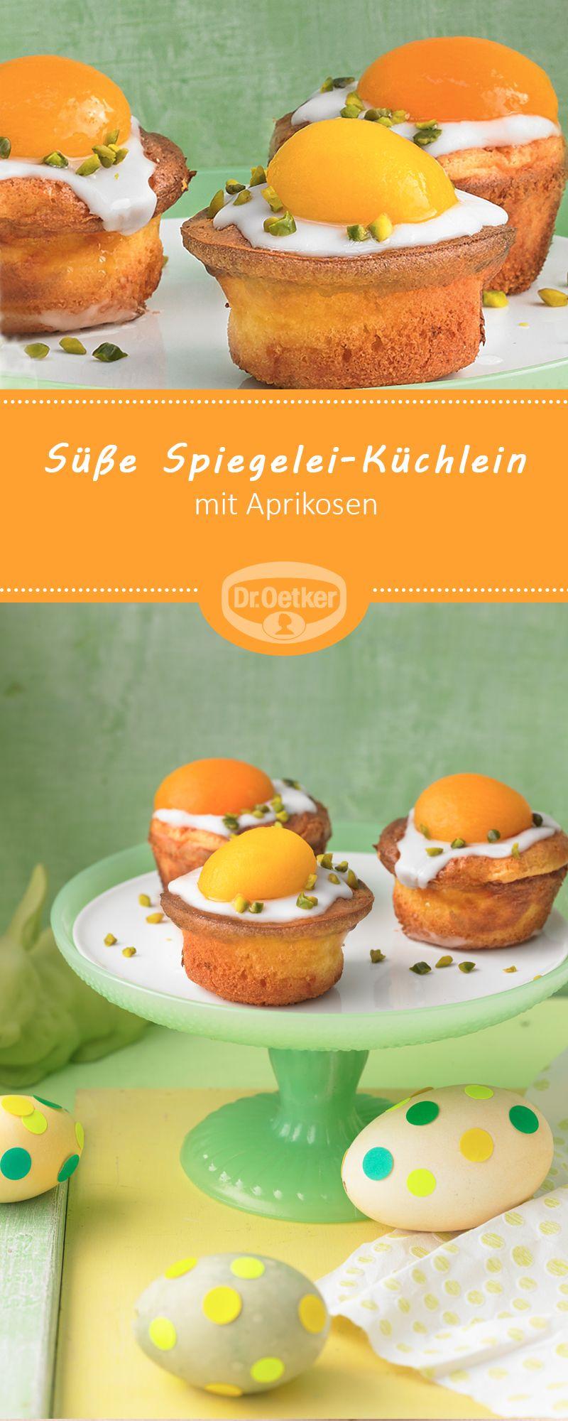 Susse Spiegelei Kuchlein Rezept Rezepte Muffins Cupcakes Und Cake