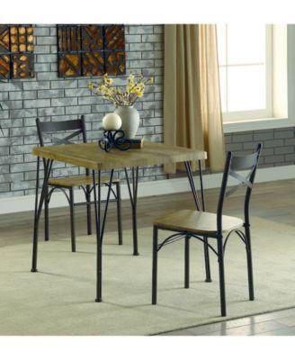 Furniture Of America Kelle 3 Piece Table Set Reviews Furniture