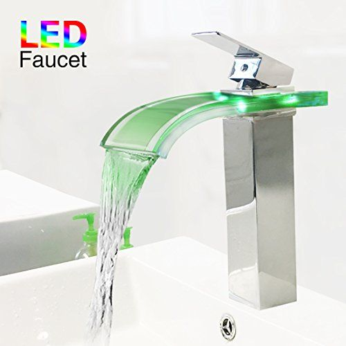 Bathroom Faucets Diy Triple Tree Faucet Deck Mount Water Power