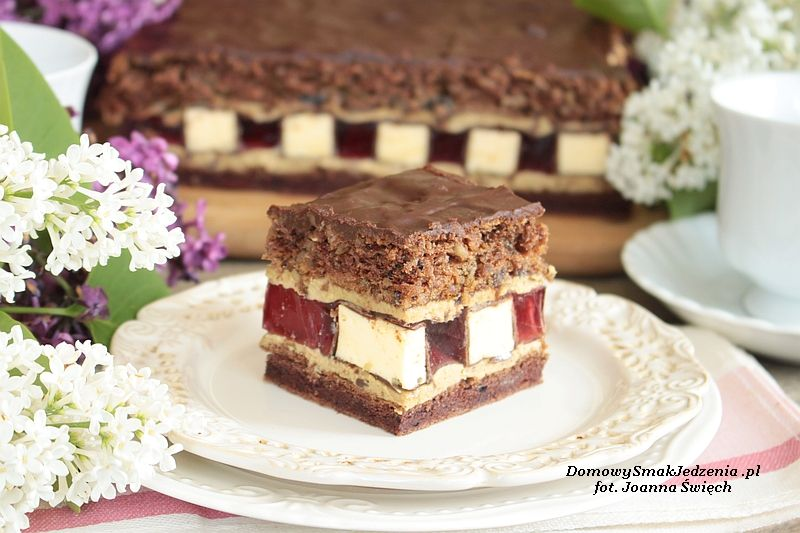 Ciasto Tygrysek Domowy Smak Jedzenia Pl Ciasta Ciasta