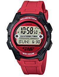 d344909ca659 Reloj Casio para Hombre W-756-4AVES Reloj hombre  relojpulsera  relojhombre