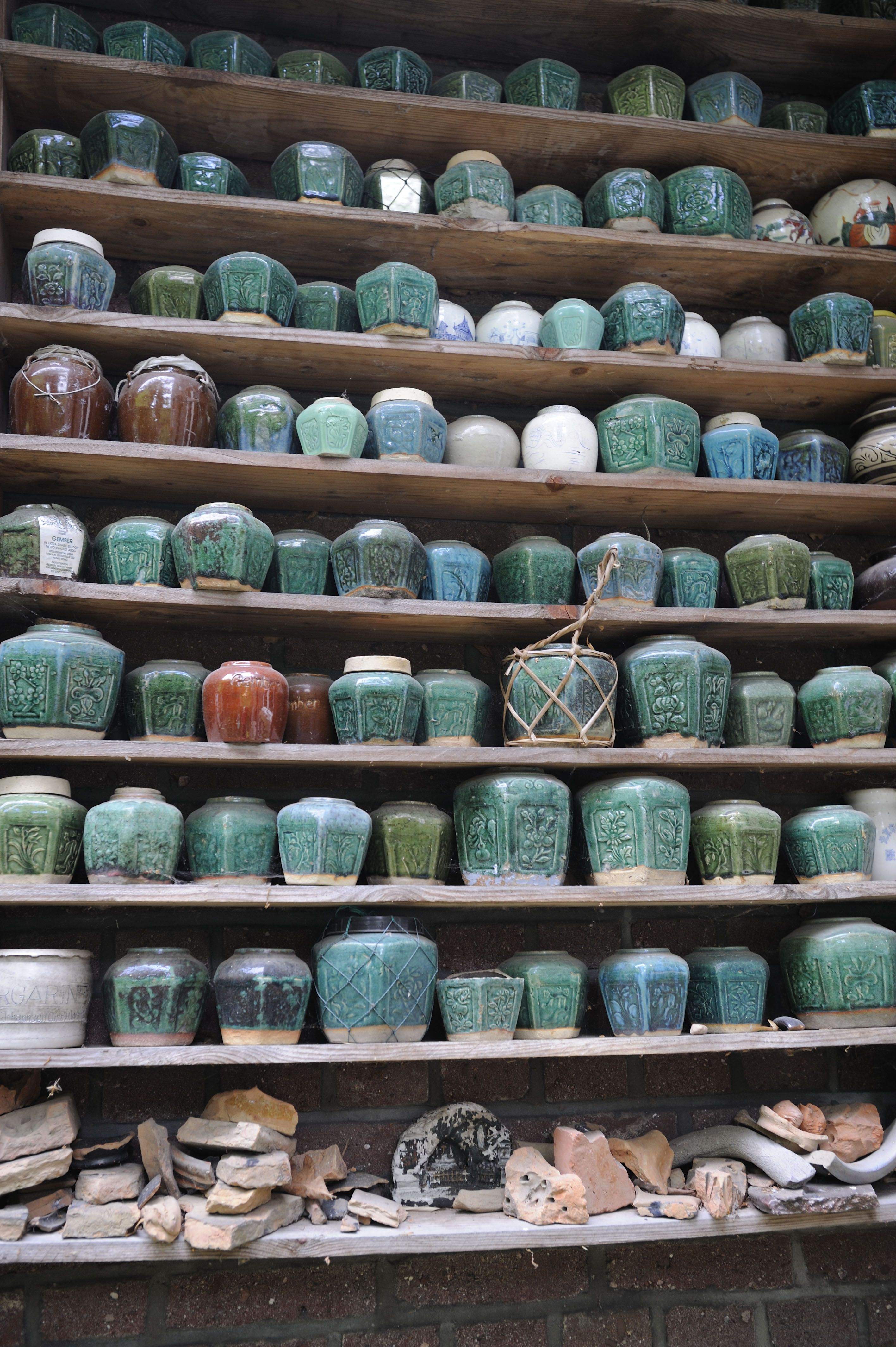 Gingerjars Ginger Jars Celadon Ceramics Chinese Ceramics