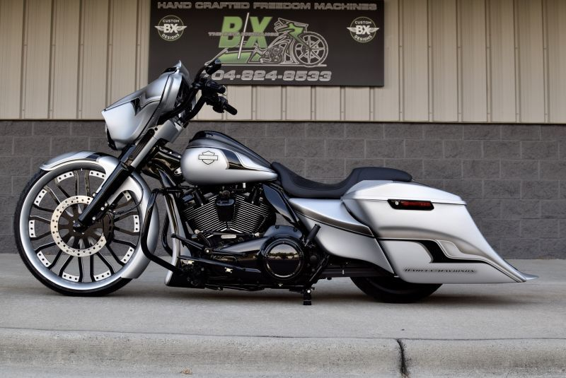 Harley Davidson Bagger Street Glide By The Bike Exchange
