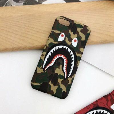 bape shark coque iphone 7