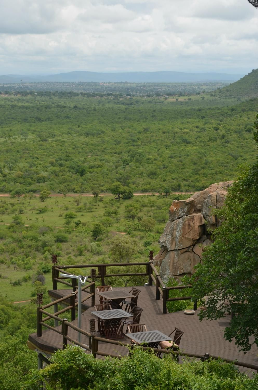 Ulusaba Rock Lodge (Ulusaba Private Game Reserve, South Africa