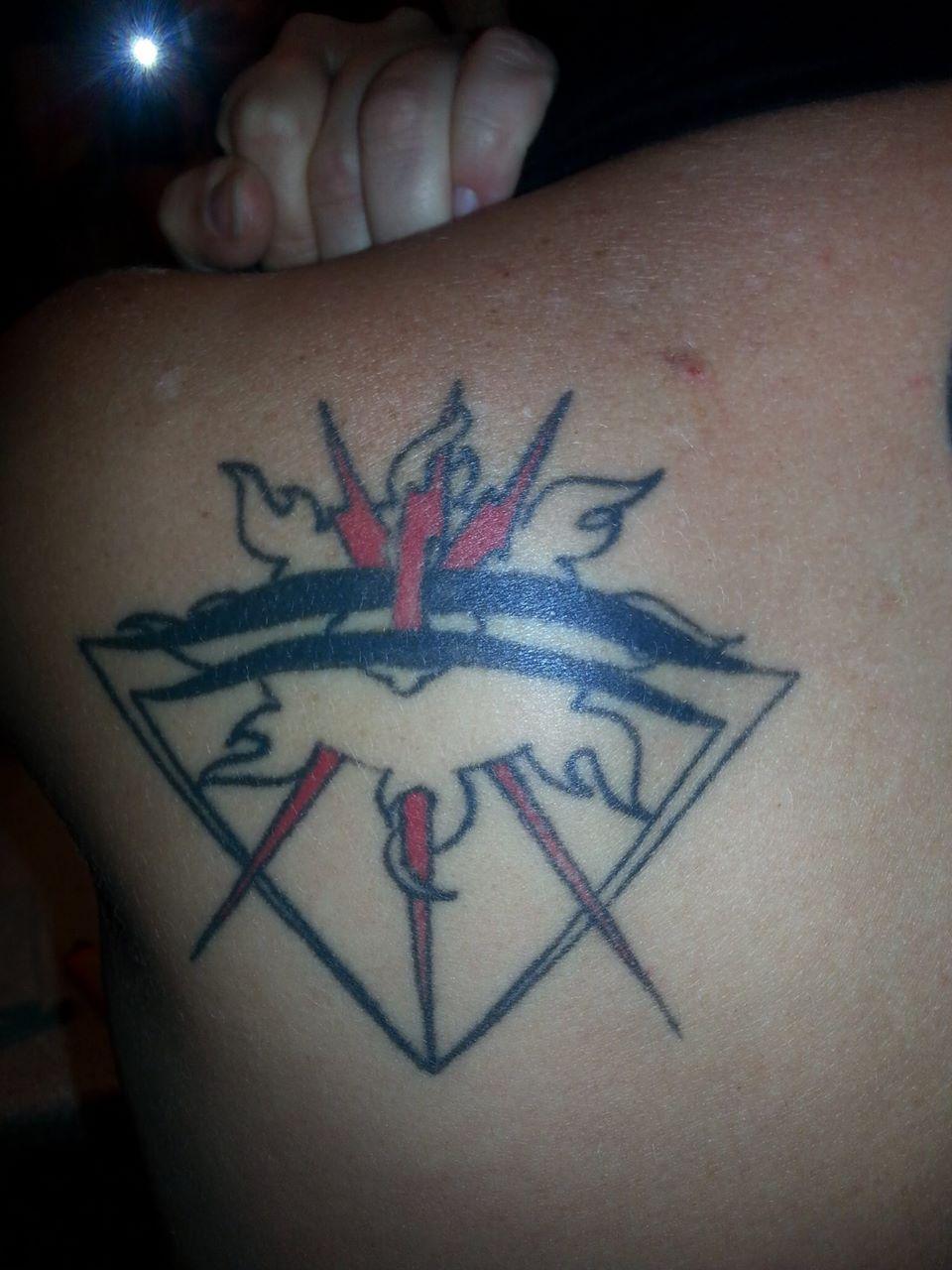 Thanks Catherine! Tattoos, Infinity tattoo, Fan tattoo