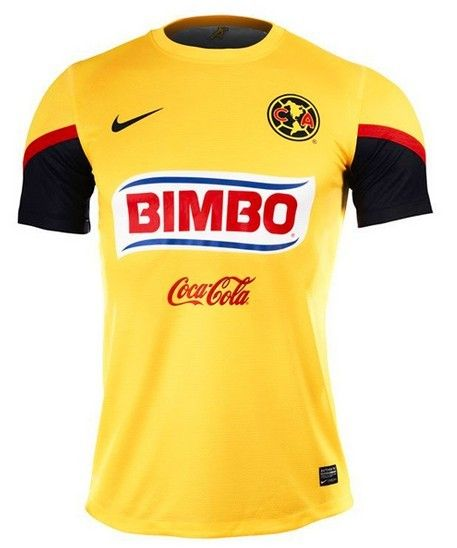 873ba44b685 Club America 2011-12 Away | Nike Football Kits | Nike football kits ...
