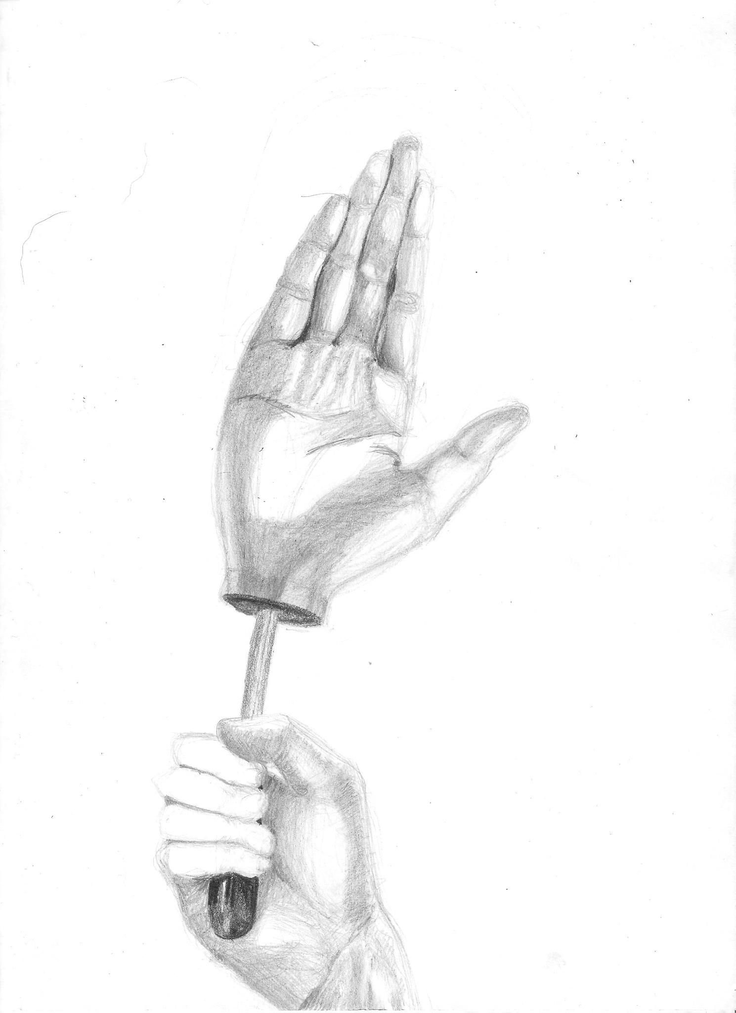 Pomocna Dlon With Images Art Peace Gesture