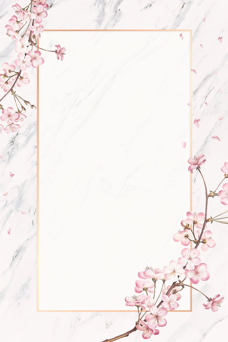 Download premium vector of Pink floral frame card vector by Donlaya about sakura, wedding invitation, flower frame, cherry blossom, and blooming cherry 894172