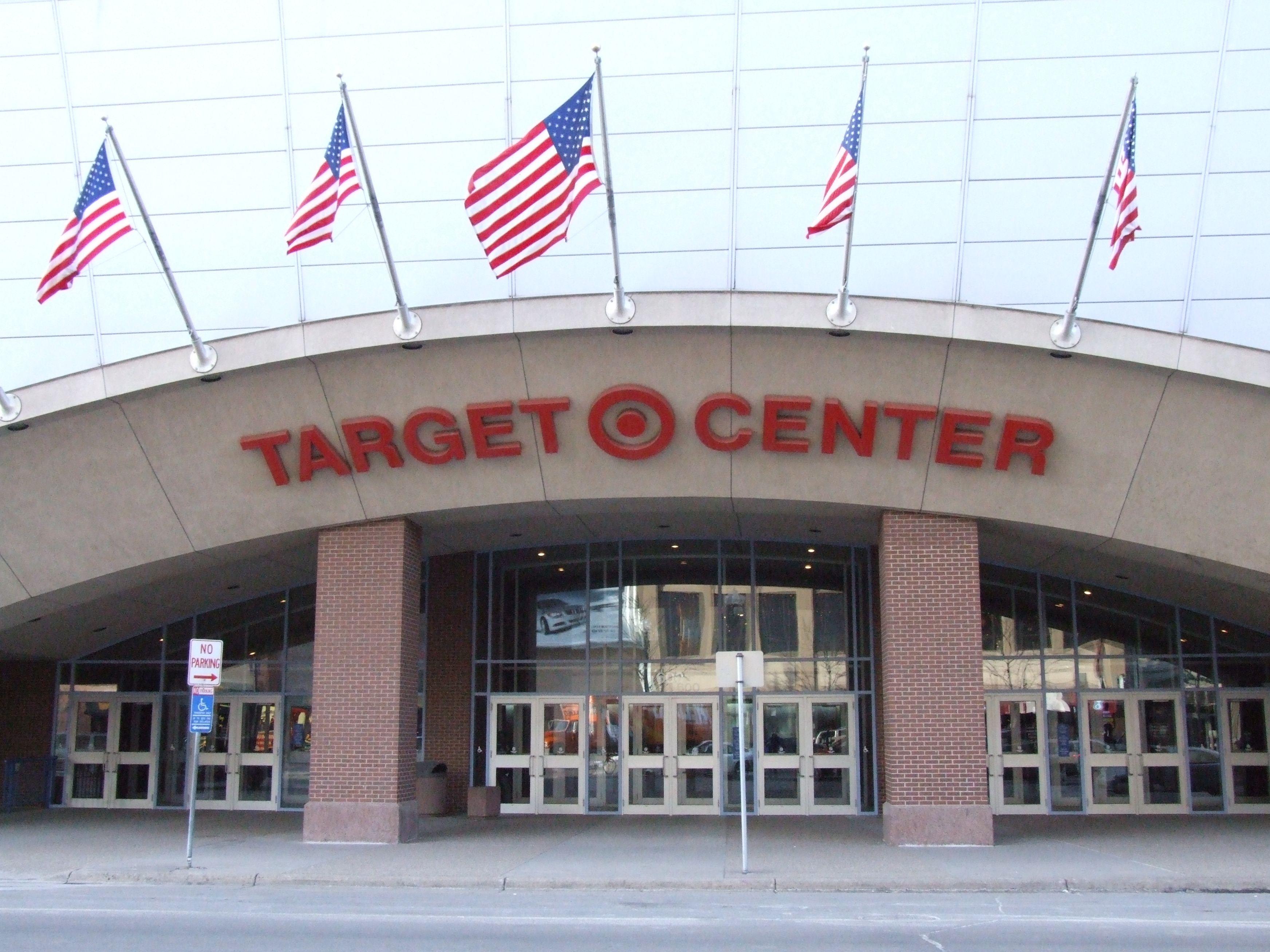 Target Center Minneapolis Reviews Of Target Center