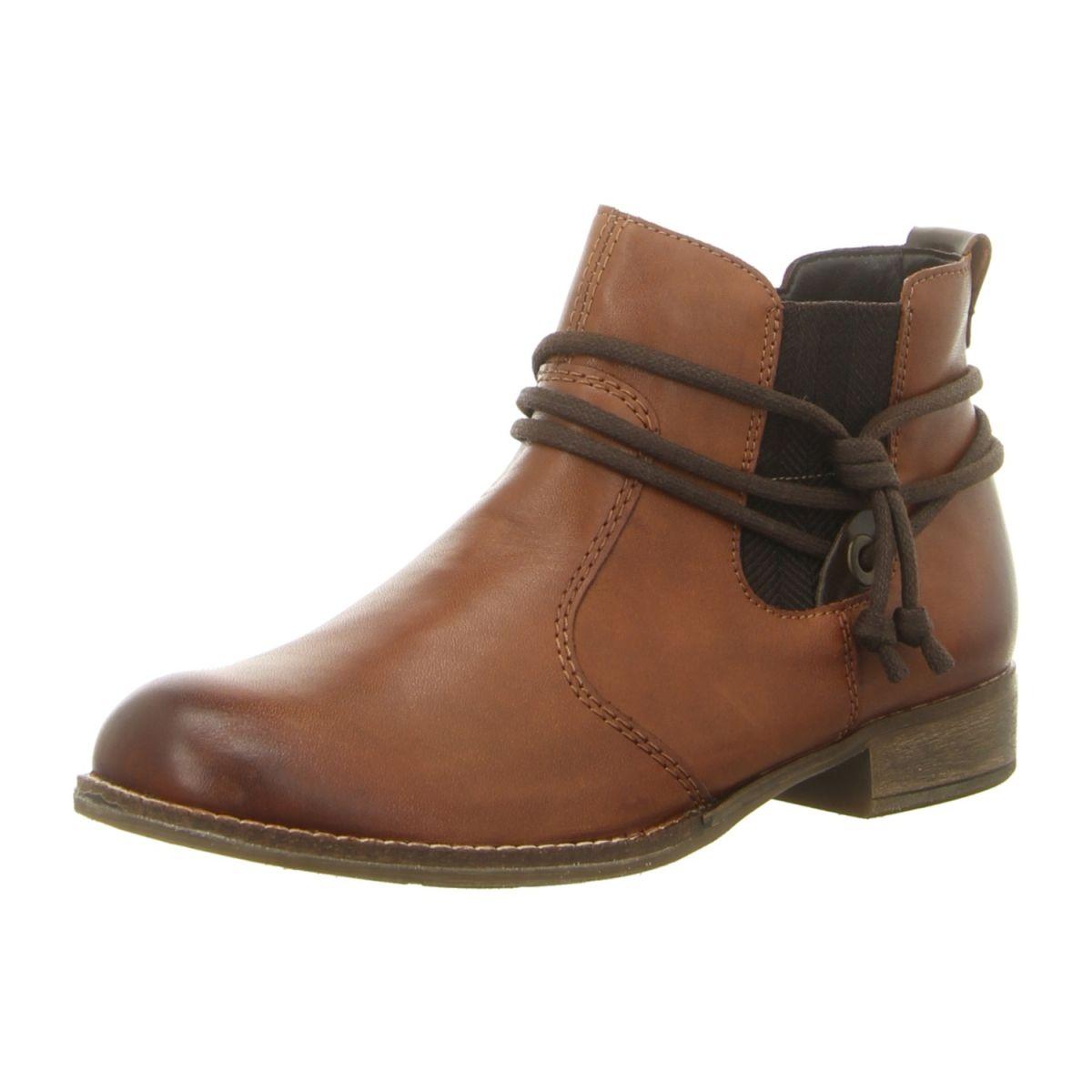 NEU: Remonte Stiefeletten R9373 24 braun   Schuhe