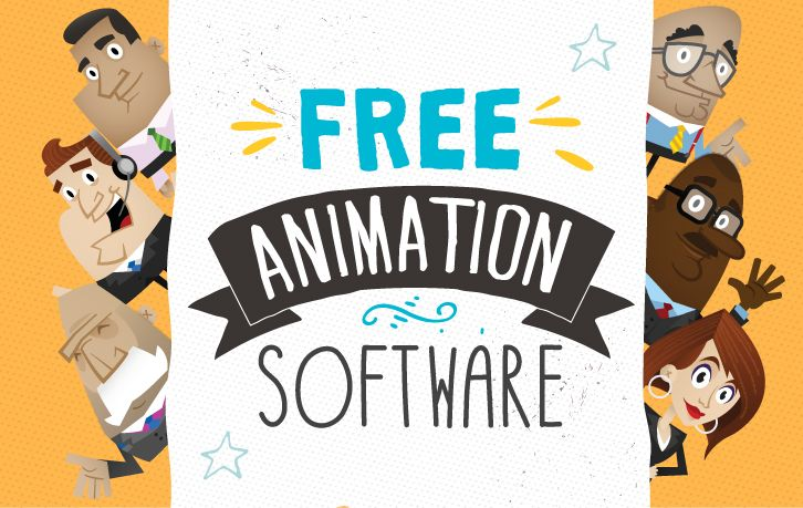 Best free Animation software - Yes, 2D animations for free