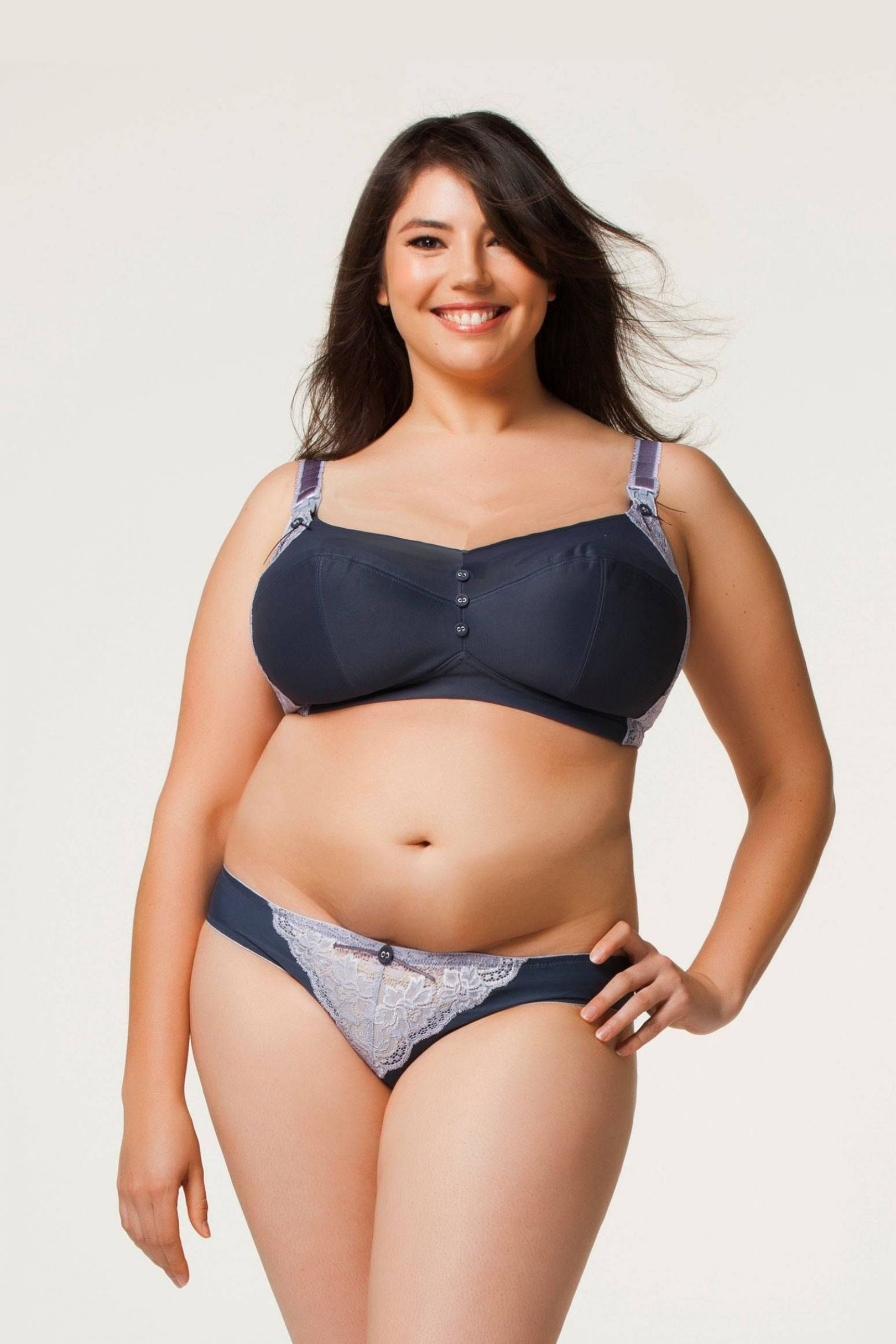 Sorbet Plus Size Non Wire Nursing Bra | 14 gorditas bellas ...