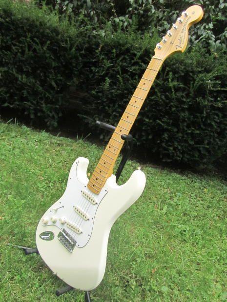 Fender Standard Stratocaster 2006 2017 Reverb >> 2006 Lefty Left Handed Fender Standard Stratocaster With Fender