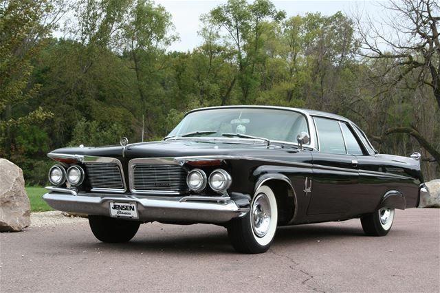 1962 Chrysler Imperial Chrysler Imperial Chrysler Classic Cars
