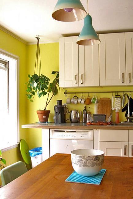20 Modern Kitchen Design Ideas Adding Stylish Color to Home ...