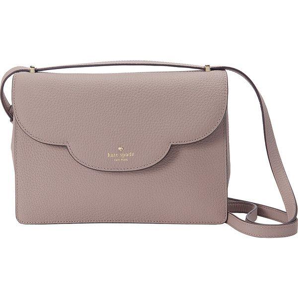 328 Liked On Polyvore Featuring Bags Handbags Shoulder Tan Purse Crossbody Bag Kate Spade Handbag Brown