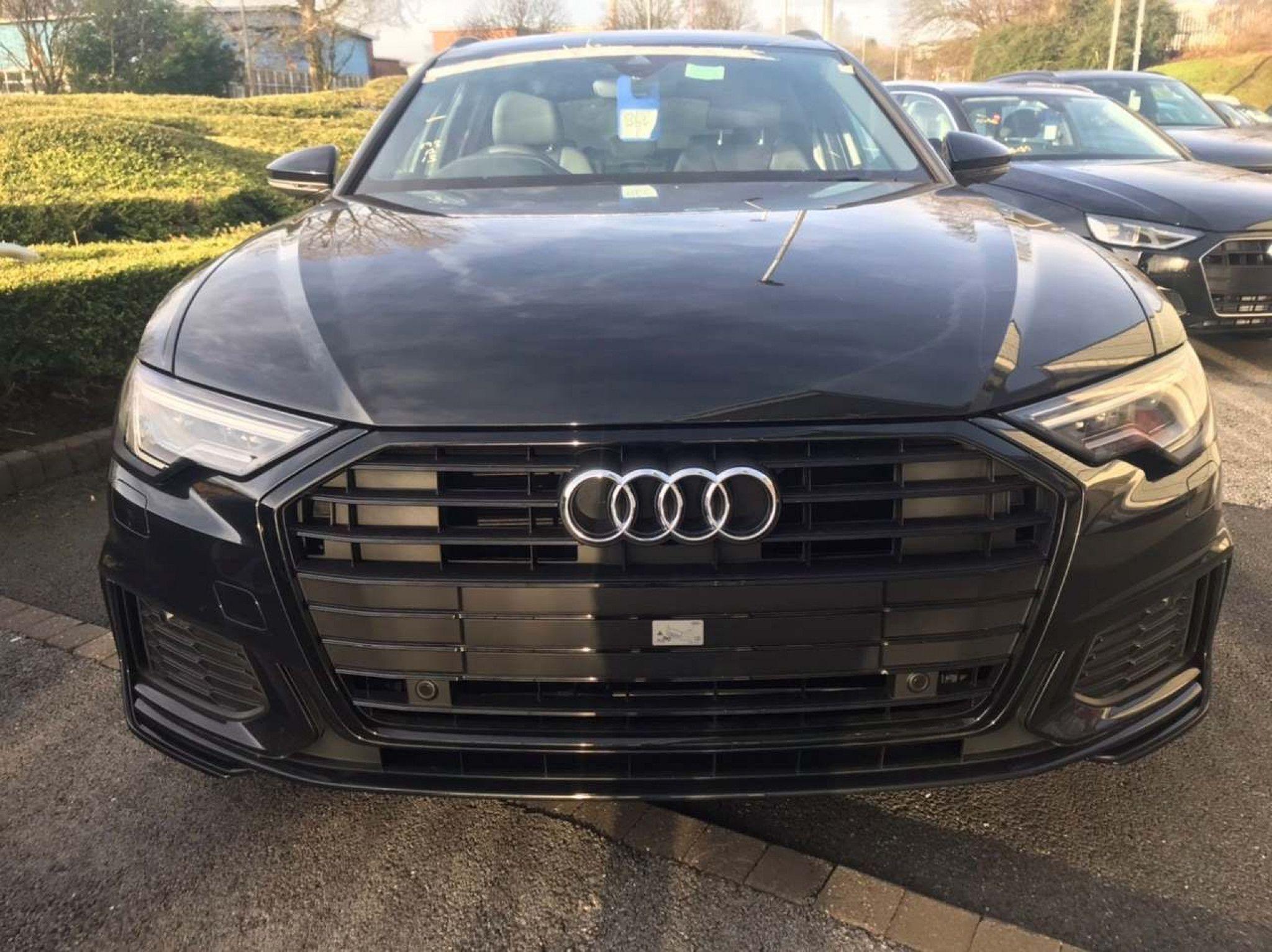 Audi A6 Avant 2 0 Tdi 40 Black Edition Avant S Tronic S S 5dr For Sale In 2020 Audi A6 Avant A6 Avant Audi A6