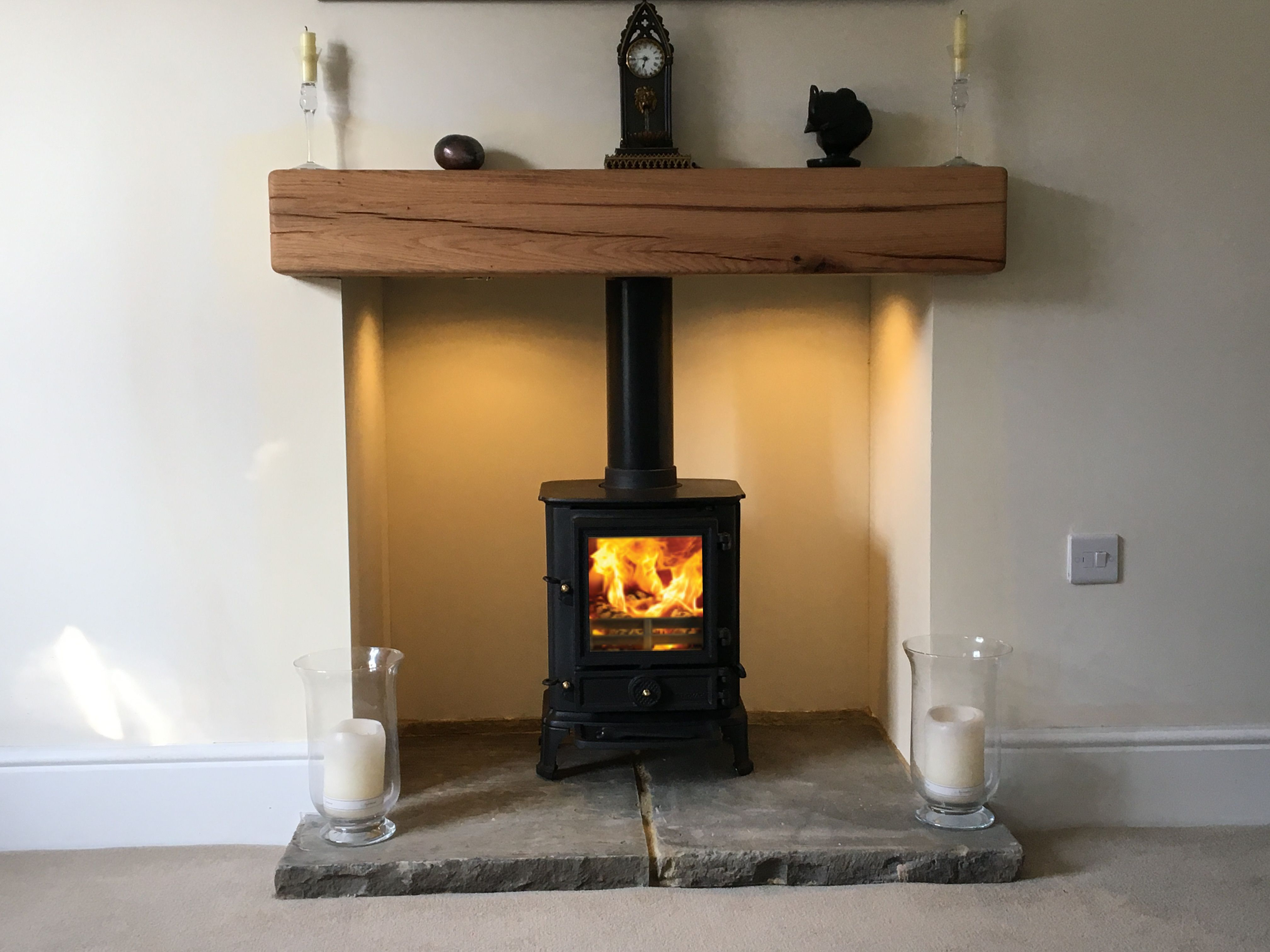 Gallery Yorkshire Stoves Fireplaces In 2020 Slate Hearth