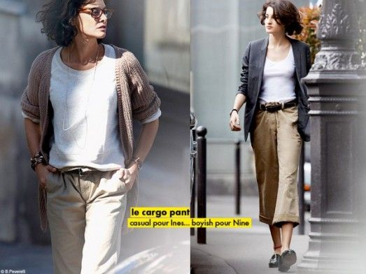 TROUSERS - Casual trousers Ines De La Fressange Buy Cheap With Paypal Prices For Sale Clearance Manchester Outlet Choice 2018 Online 0MyPRcul
