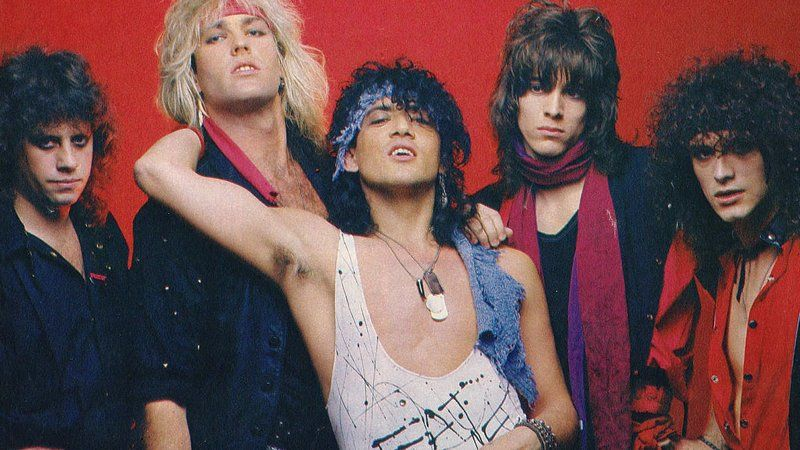 Ratt, I loved this band in the 80s and finally got to see them w/the Scorpions a while back.  They're still awesome!