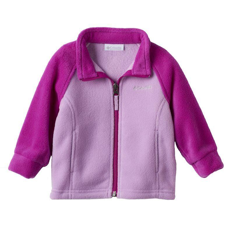 9cd42f920 Columbia Baby Girl Three Lakes Fleece Jacket