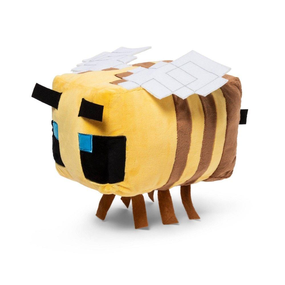 Minecraft Bee Pillow Buddy in 12  Minecraft pillow, Minecraft