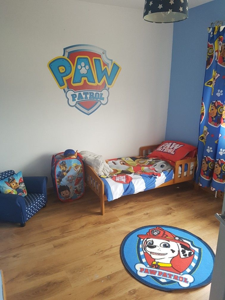 Paw Patrol Bedroom Paw Patrol Bedroom Paw Patrol Room Decor