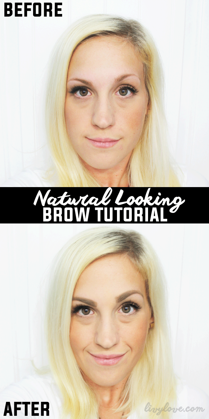 How To Fill In Your Eyebrows And Make Them Look Natural Beauty