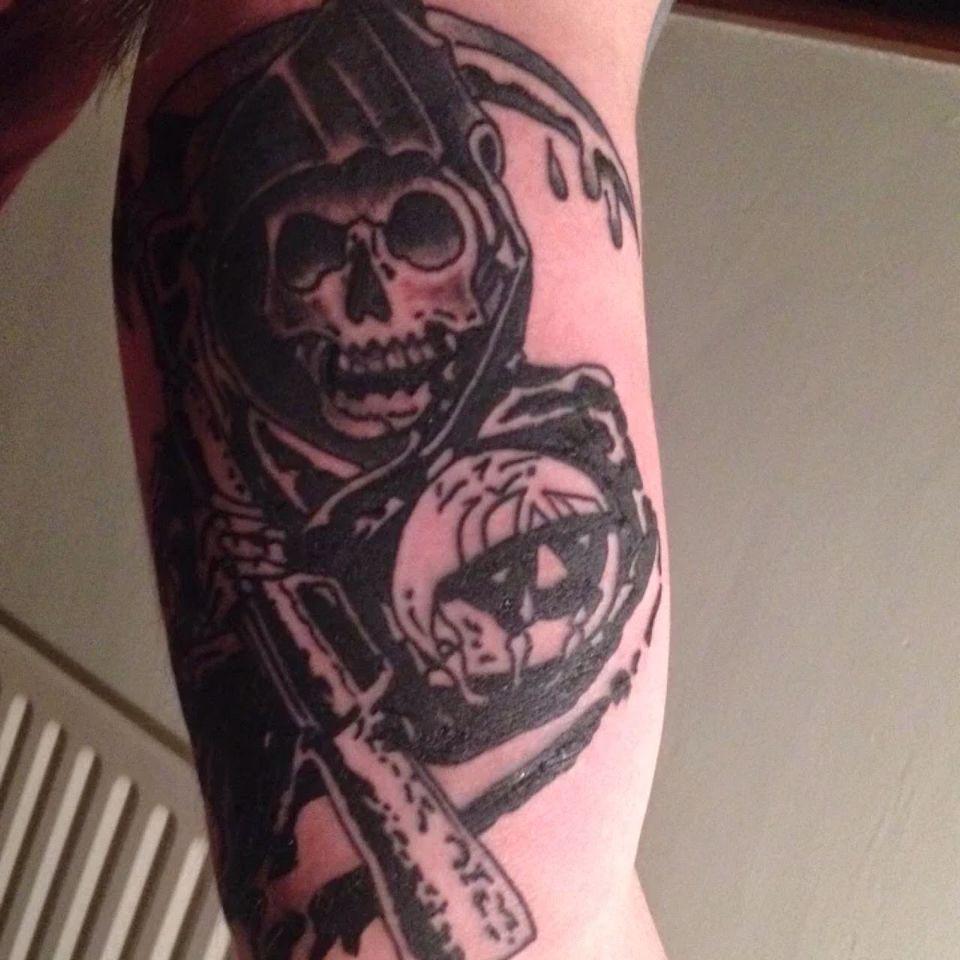 Tattoo 76 derry