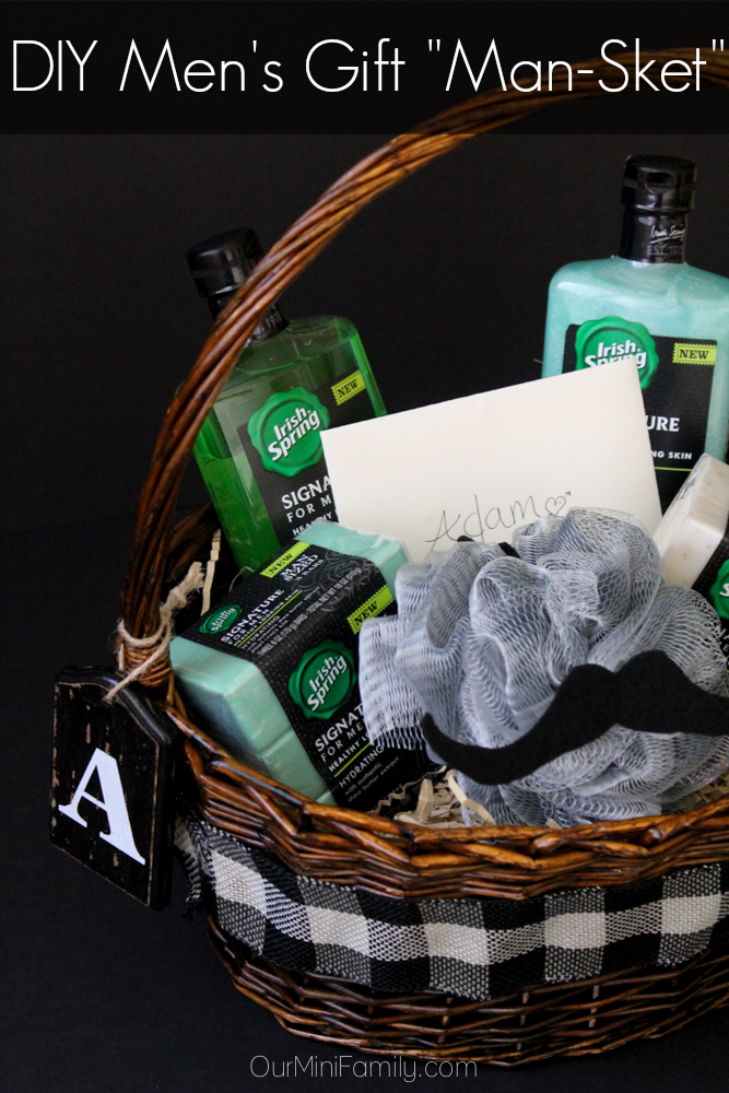 Give Your Guy a Spring, Signature Gift \