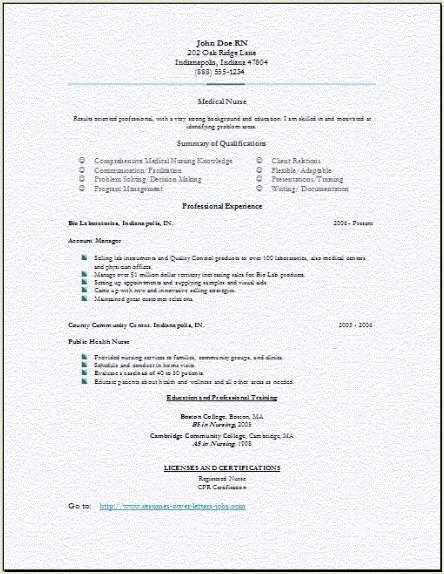 Medical Nursing Resume Occupational Examples Samples Free Edit With Word Nursing Resume Registered Nurse Resume Nursing Resume Examples
