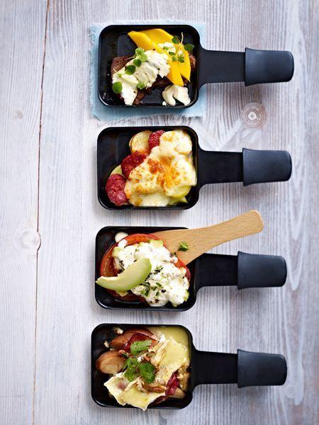 25 Raclette Rezepte: Kleine Pfännchen, ganz groß! | Wunderweib