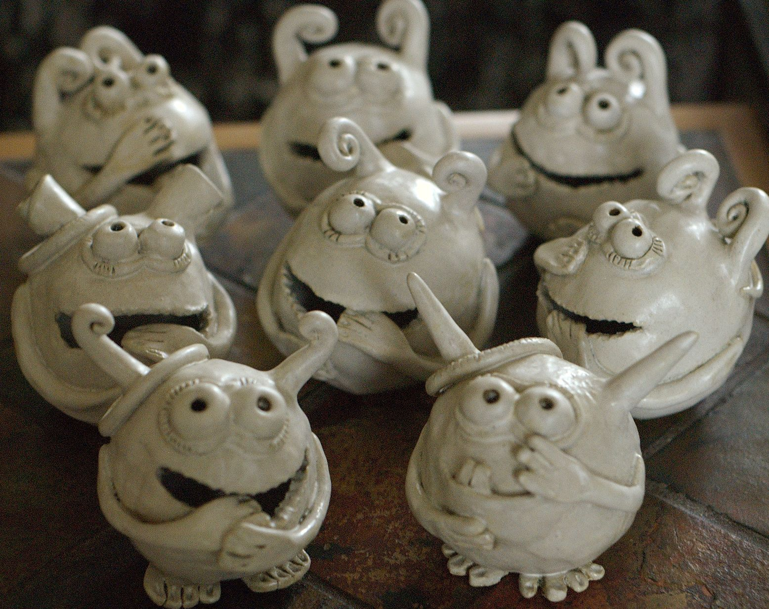 Food and crafts for all occasions pottery pinch pots for Ceramic clay ideas